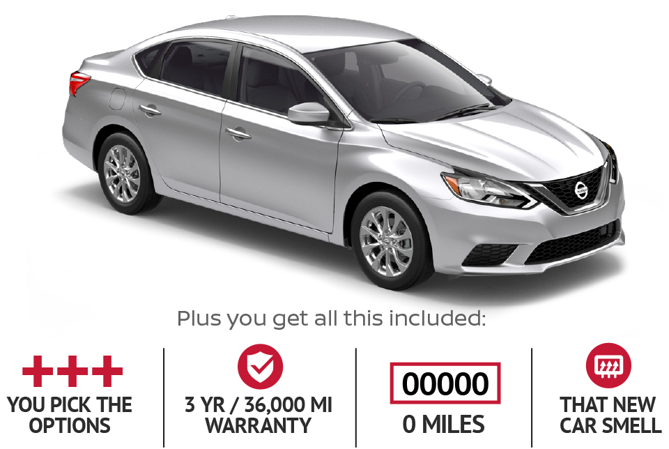 Used Sentra Specials at Nissan of San Marcos near Austin