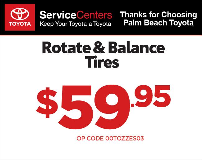 Printable Toyota Oil Change Coupons >> Printable Service Coupon Palm Beach Toyota