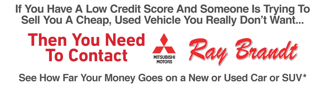 Contact Ray Brandt Mitsubishi