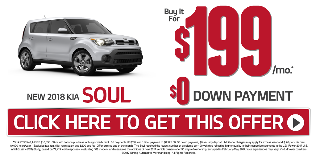 Soul Special - Click Here to Take Advantage of this Offer