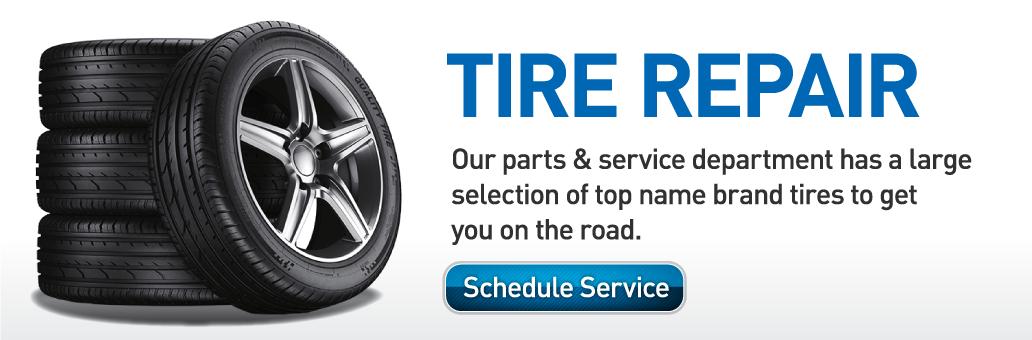 Tire Maintenance And Repair At Roswell Hyundai