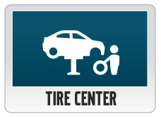 click here for more info on our Tire Center