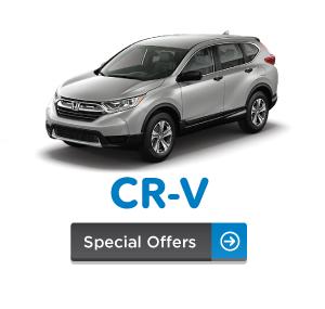 CR-V Special Offers