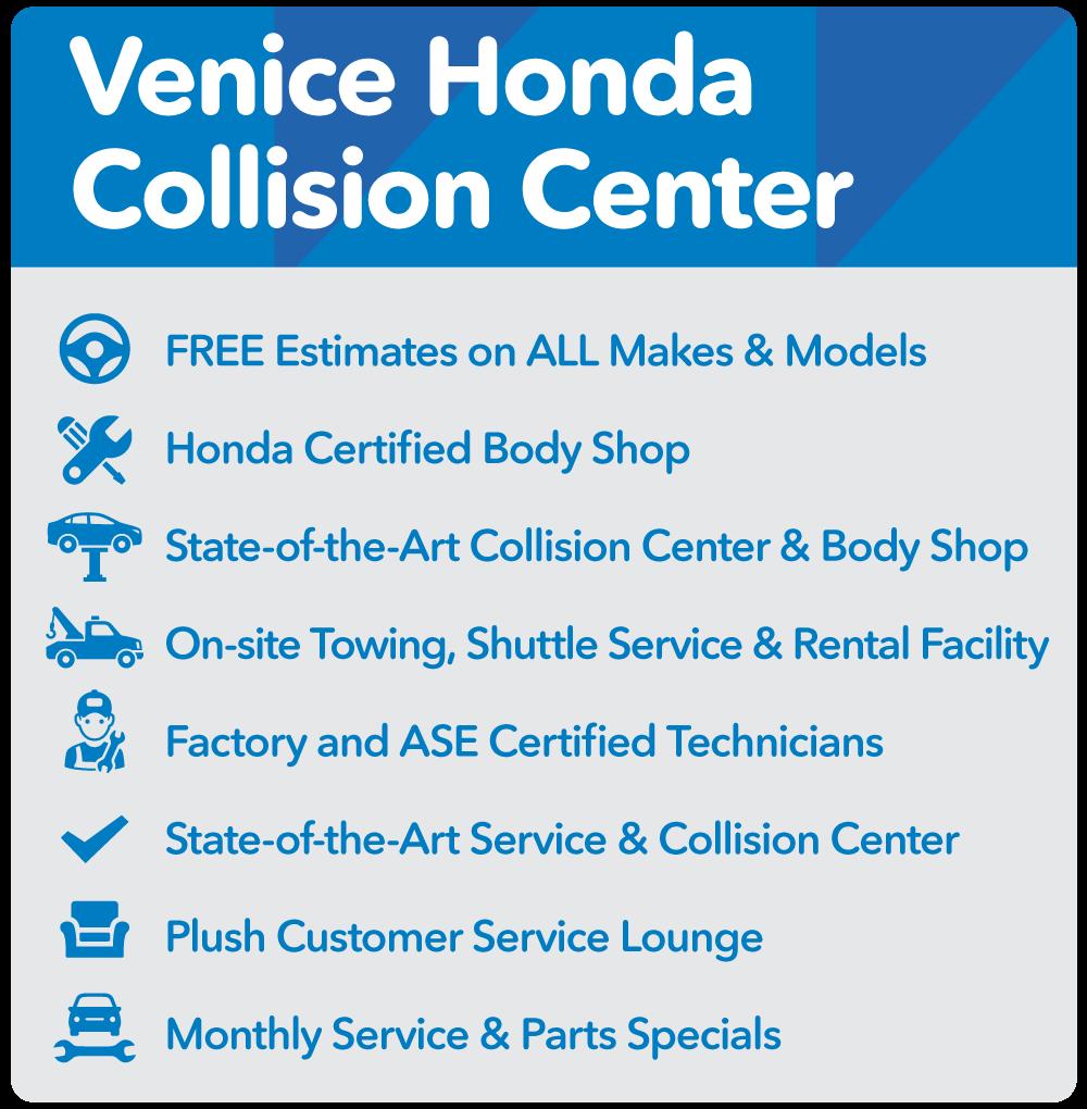 Automotive Collision Center in Venice, FL