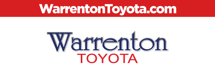 Come see us today at WarrentonToyota.com