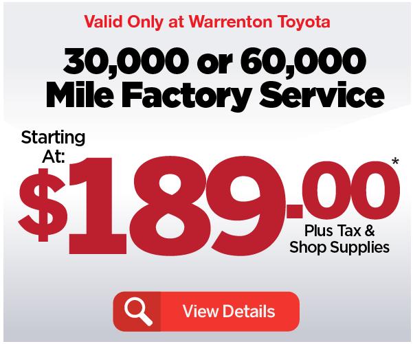 Toyota Service Warrenton Warrenton Toyota Autos Post
