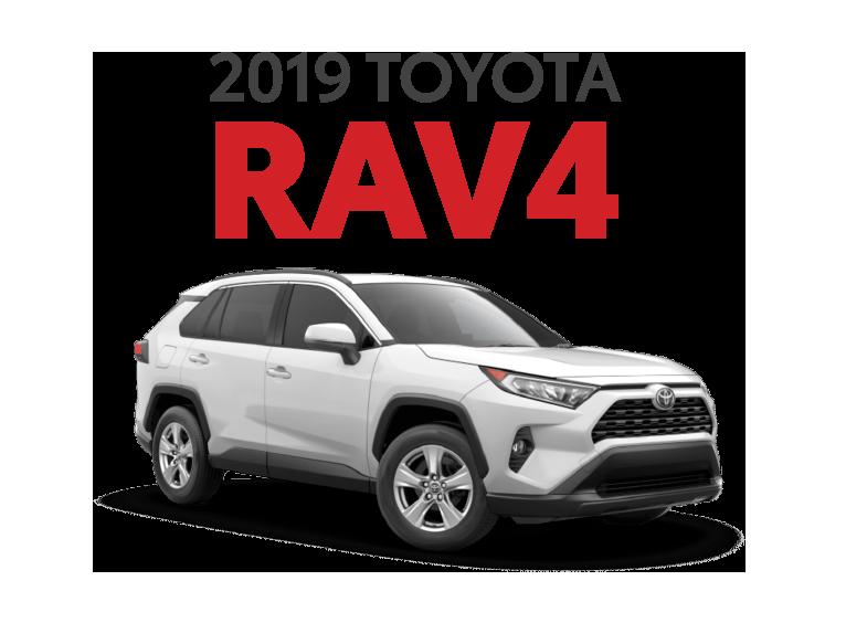 2019 Toyota Rav4 Waron Va