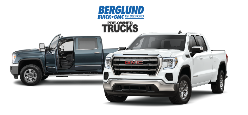Shop Used Trucks In Roanoke Va Berglund Buick Gmc