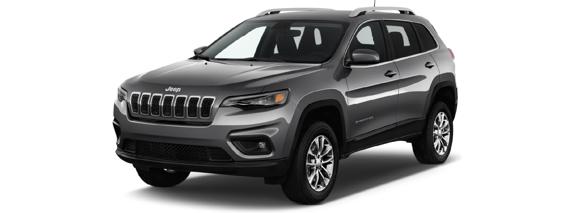 New 2019 Jeep Cherokee