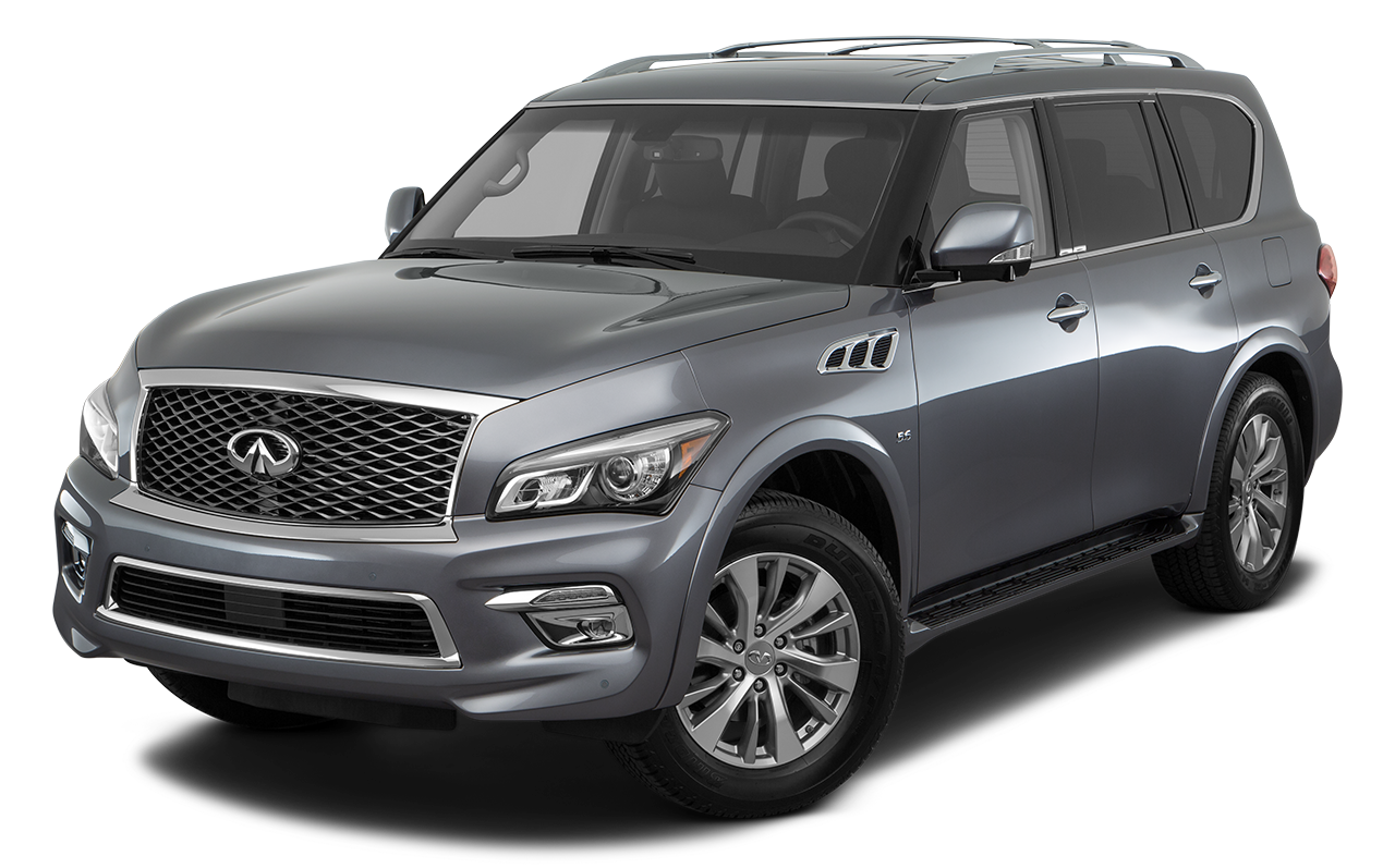 2017 QX80 in Lynchburg, VA